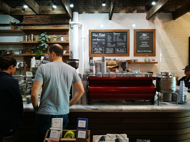 tobyestatekitchen06 New York-果真大蘋果之紐約真好玩 Toby's Estate Coffee Roasters(長島市)
