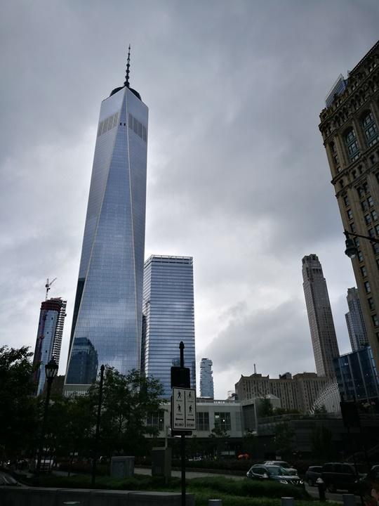 WTC460210 New York-果真大蘋果之紐約真好玩 重生的世貿中心1 WTC 超美的Oculus車站