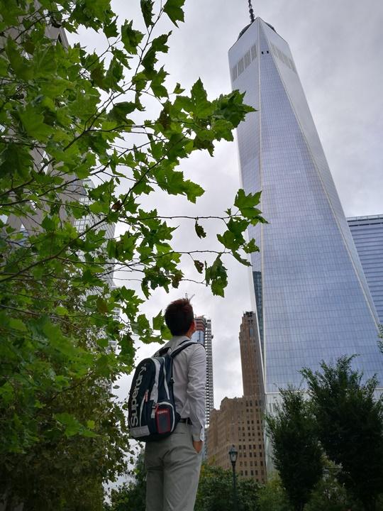WTC460212 New York-果真大蘋果之紐約真好玩 重生的世貿中心1 WTC 超美的Oculus車站