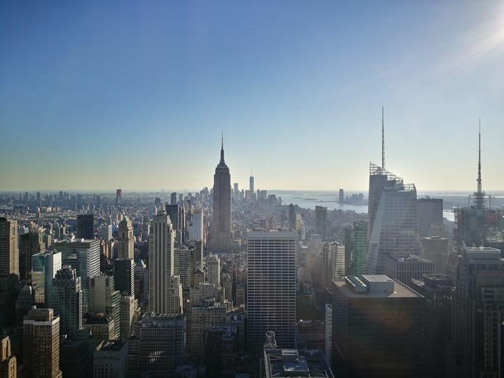 rocktop11 New York-果真大蘋果之紐約真好玩 The Top of the Rock洛克斐洛大樓 日景夜景都美麗