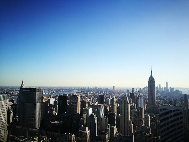 rocktop14 New York-果真大蘋果之紐約真好玩 The Top of the Rock洛克斐洛大樓 日景夜景都美麗