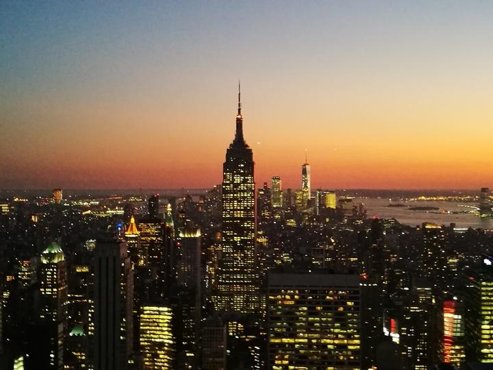rocktop21 New York-果真大蘋果之紐約真好玩 The Top of the Rock洛克斐洛大樓 日景夜景都美麗