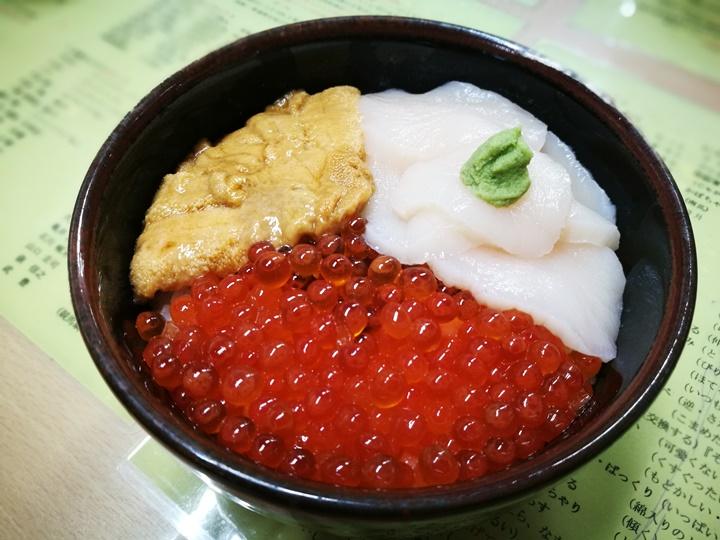 hakodatemorningmarket25 Hakodate-有趣函館朝市 きくよ食堂的海鮮丼飯 北海道必吃