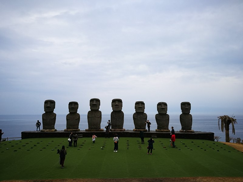 MOAI09 Miyazaki-SunMesse日南 宮崎必訪 探訪來自復活島的稀客...全球唯一復刻版MOAI