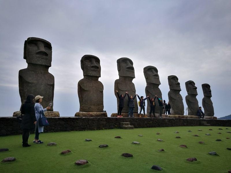 MOAI12 Miyazaki-SunMesse日南 宮崎必訪 探訪來自復活島的稀客...全球唯一復刻版MOAI