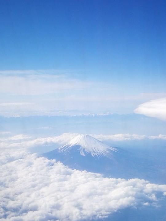 flyngo11 201803桃園名古屋羽田松山 有富士山作伴的旅程