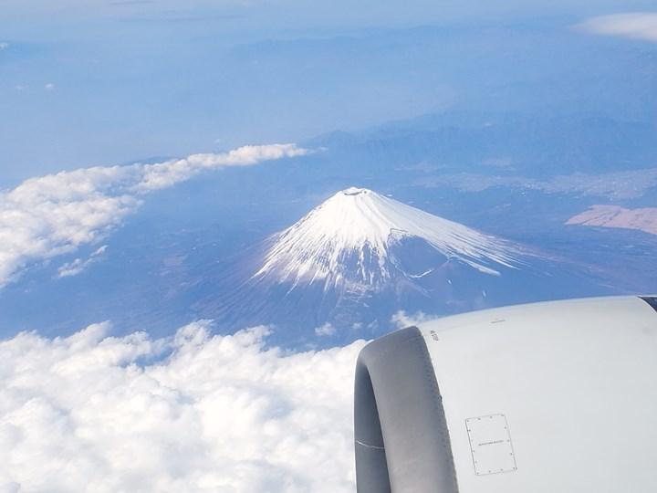 flyngo14 201803桃園名古屋羽田松山 有富士山作伴的旅程