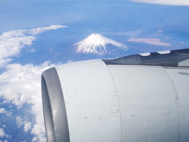 flyngo16 201803桃園名古屋羽田松山 有富士山作伴的旅程