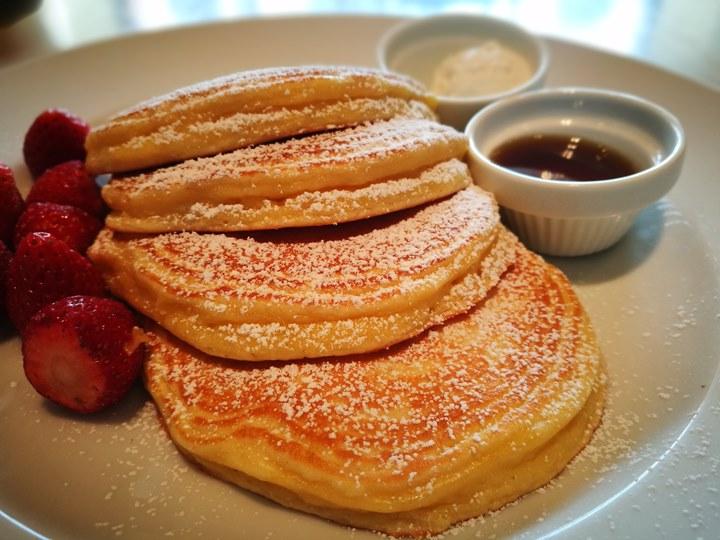 sarabeths08 Shinagawa-品川車站直結 紐約早餐女王Sarabeth's 草莓鬆餅好口味