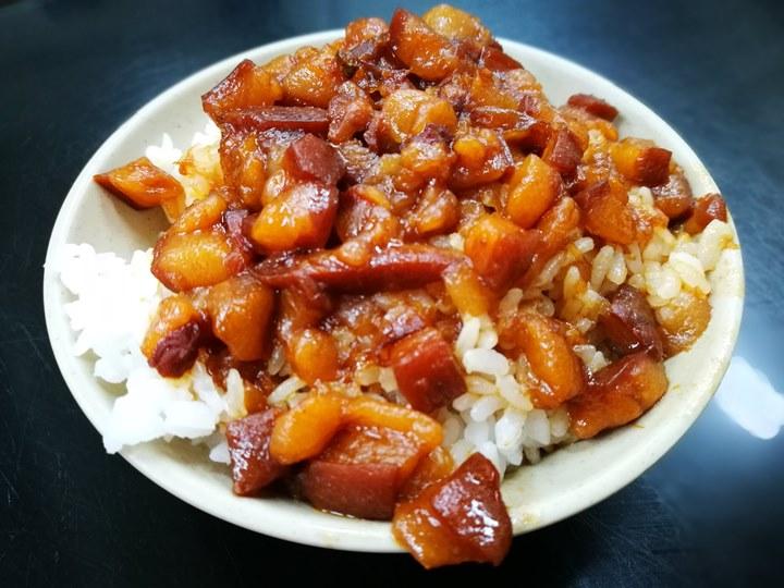 todaybig7 三重-今大魯肉飯 親民價格滑順香甜的魯肉飯