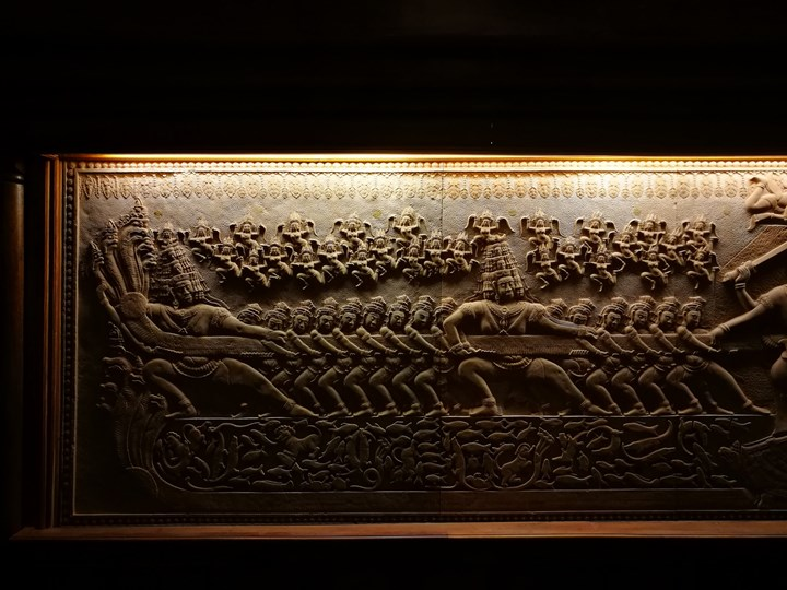 angkormiracle04 Siem Reap-暹粒Angkor Miracle Reflection Club中韓大媽過境無敵吵雜的早餐