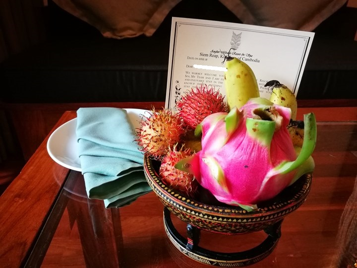 angkormiracle15-1 Siem Reap-暹粒Angkor Miracle Reflection Club中韓大媽過境無敵吵雜的早餐