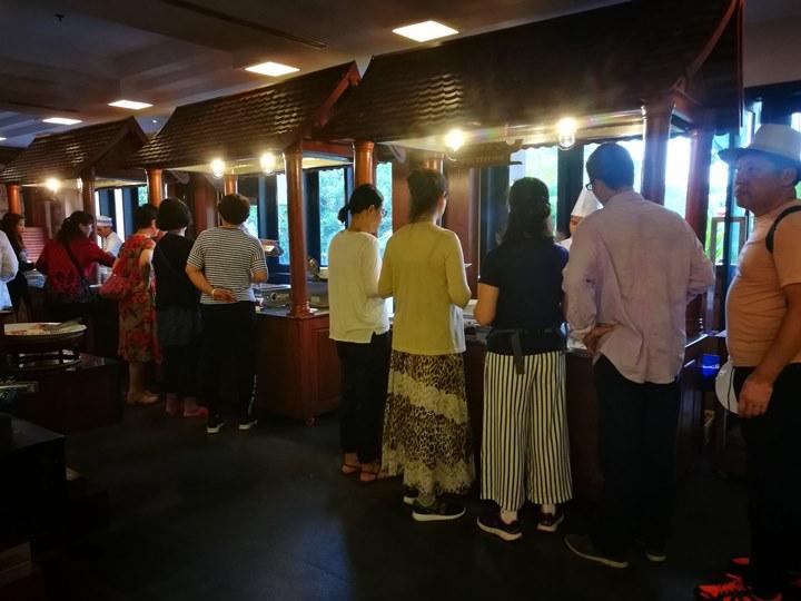 angkormiracle19 Siem Reap-暹粒Angkor Miracle Reflection Club中韓大媽過境無敵吵雜的早餐