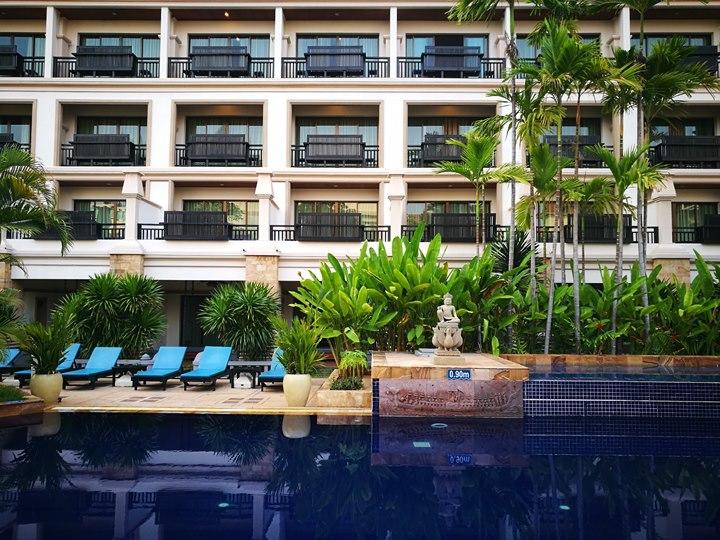 angkormiracle23 Siem Reap-暹粒Angkor Miracle Reflection Club中韓大媽過境無敵吵雜的早餐