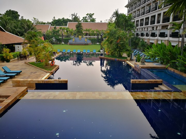 angkormiracle26 Siem Reap-暹粒Angkor Miracle Reflection Club中韓大媽過境無敵吵雜的早餐