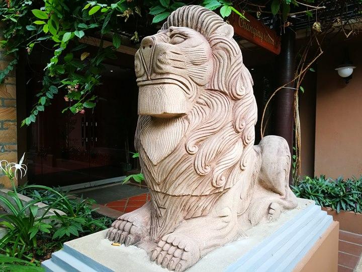 angkormiracle34 Siem Reap-暹粒Angkor Miracle Reflection Club中韓大媽過境無敵吵雜的早餐