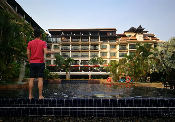 angkormiracle41 Siem Reap-暹粒Angkor Miracle Reflection Club中韓大媽過境無敵吵雜的早餐