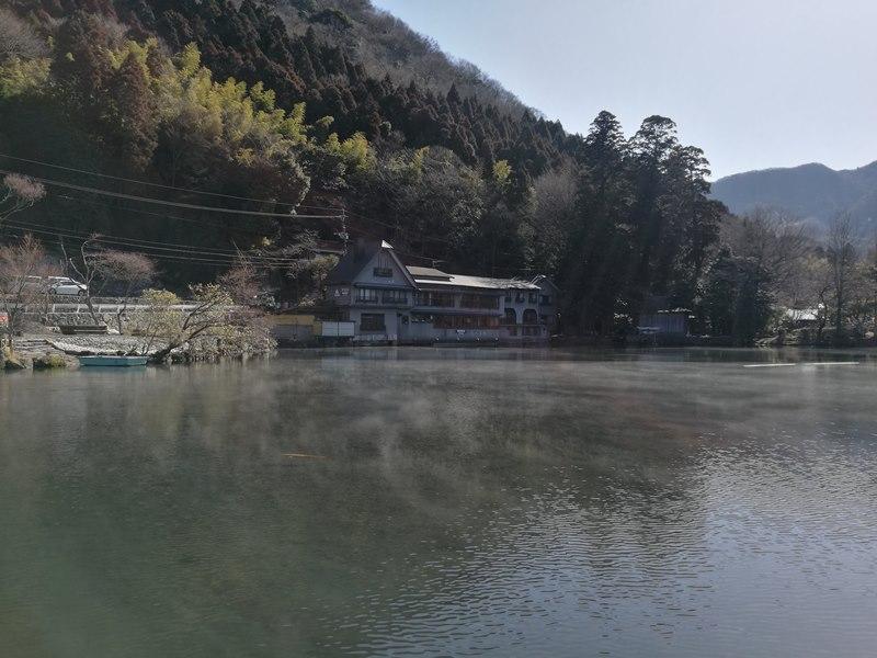 kinrinko09 Yufuin-金鱗湖 由布院第一美景 飄渺夢幻的小池塘
