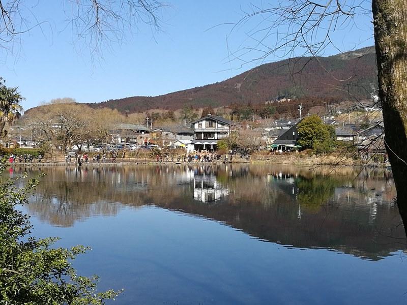 kinrinko15 Yufuin-金鱗湖 由布院第一美景 飄渺夢幻的小池塘