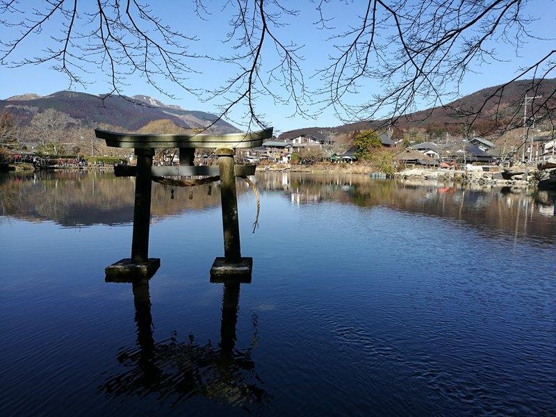 kinrinko18 Yufuin-金鱗湖 由布院第一美景 飄渺夢幻的小池塘