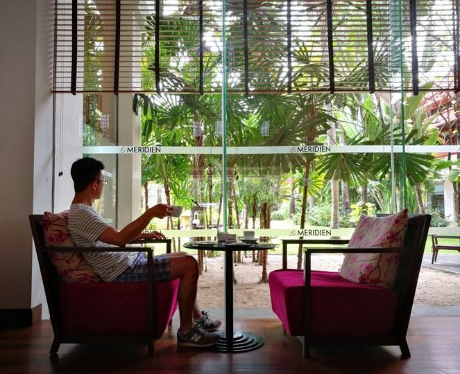 lemeridienangkor28 Siem Reap-Le Méridien Angkor吳哥艾美 CP值超高 環境舒適餐點好吃還有免費喝到爽的Coffee Bar