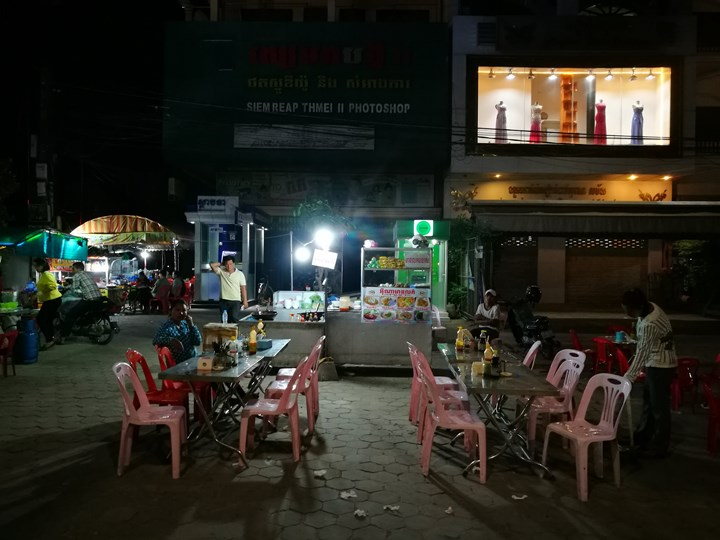 miecafe16 Siem Reap-Mie Cafe暹粒市區高棉式建築 改良式的高棉料理 氣氛一級棒