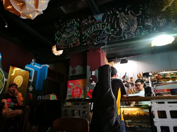 tigercafe10 中正-虎記商行 老房舊時光 只賣咖啡香...