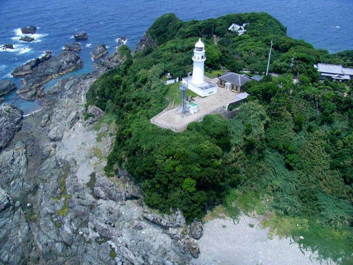 Shionomisaki010102 Kushimoto-和歌山串本 潮岬燈塔與潮岬Tower 本州最南端