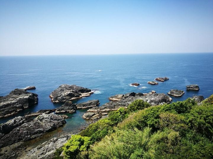 Shionomisaki010112 Kushimoto-和歌山串本 潮岬燈塔與潮岬Tower 本州最南端