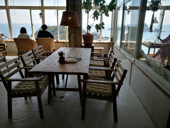 bushdecoffee11 Mirozu-和歌山見老津 國道42上最美的餐廳Bush De Coffee 景觀好食物好吃
