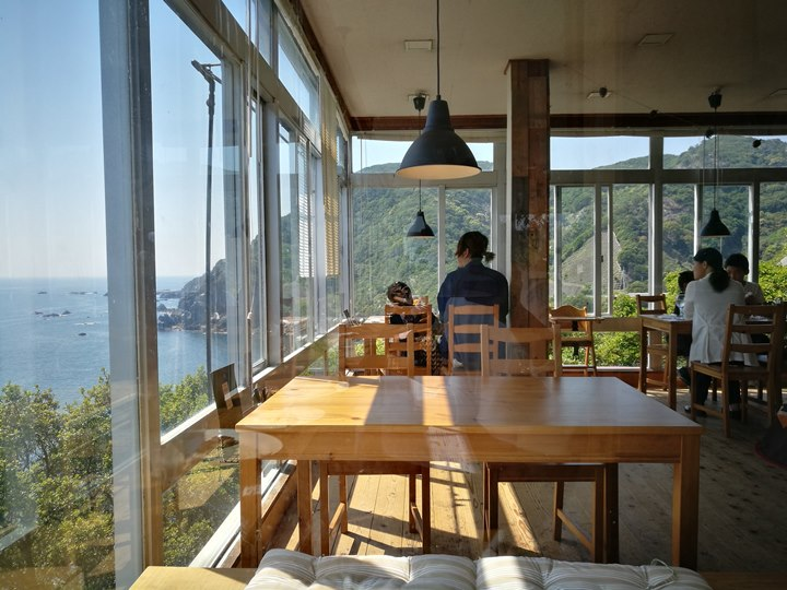 bushdecoffee13 Mirozu-和歌山見老津 國道42上最美的餐廳Bush De Coffee 景觀好食物好吃