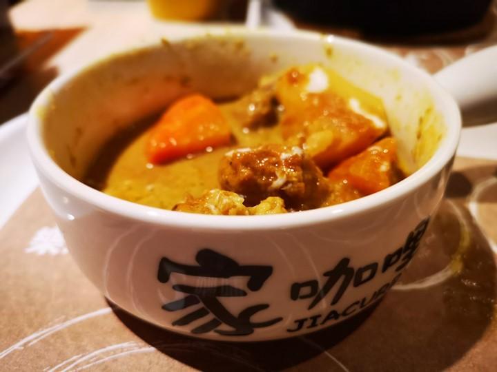 homecurry14 桃園-花蓮咖哩名店在ATT 家咖哩 濃香好吃的咖哩飯