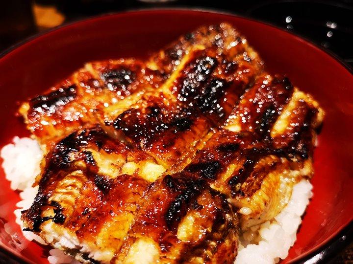 manman09 Singapore-鰻滿 鰻魚飯 新加坡也有日式道地鰻魚飯 米其林推薦排隊名店