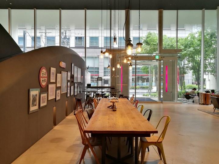 moxyhonmachi07 Honmachi-大阪Moxy Osaka Honmachi年輕熱情設計飯店IKEA風