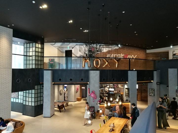moxyhonmachi09 Honmachi-大阪Moxy Osaka Honmachi年輕熱情設計飯店IKEA風