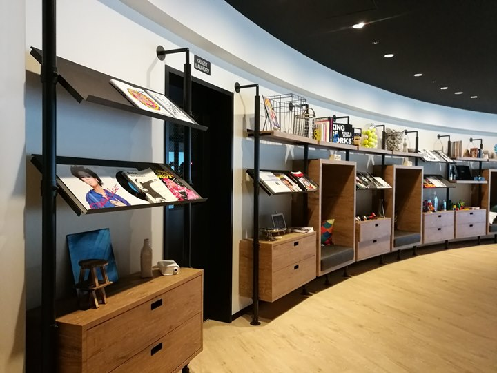 moxyhonmachi14 Honmachi-大阪Moxy Osaka Honmachi年輕熱情設計飯店IKEA風