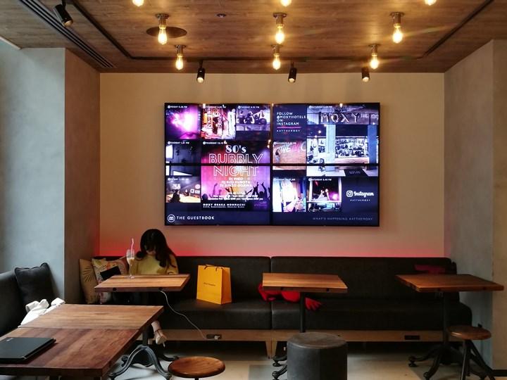 moxyhonmachi24 Honmachi-大阪Moxy Osaka Honmachi年輕熱情設計飯店IKEA風