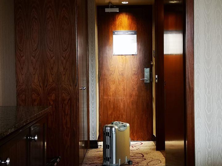sheratontowersin17 Singapore-Sheraton Tower商務飯店交通方便
