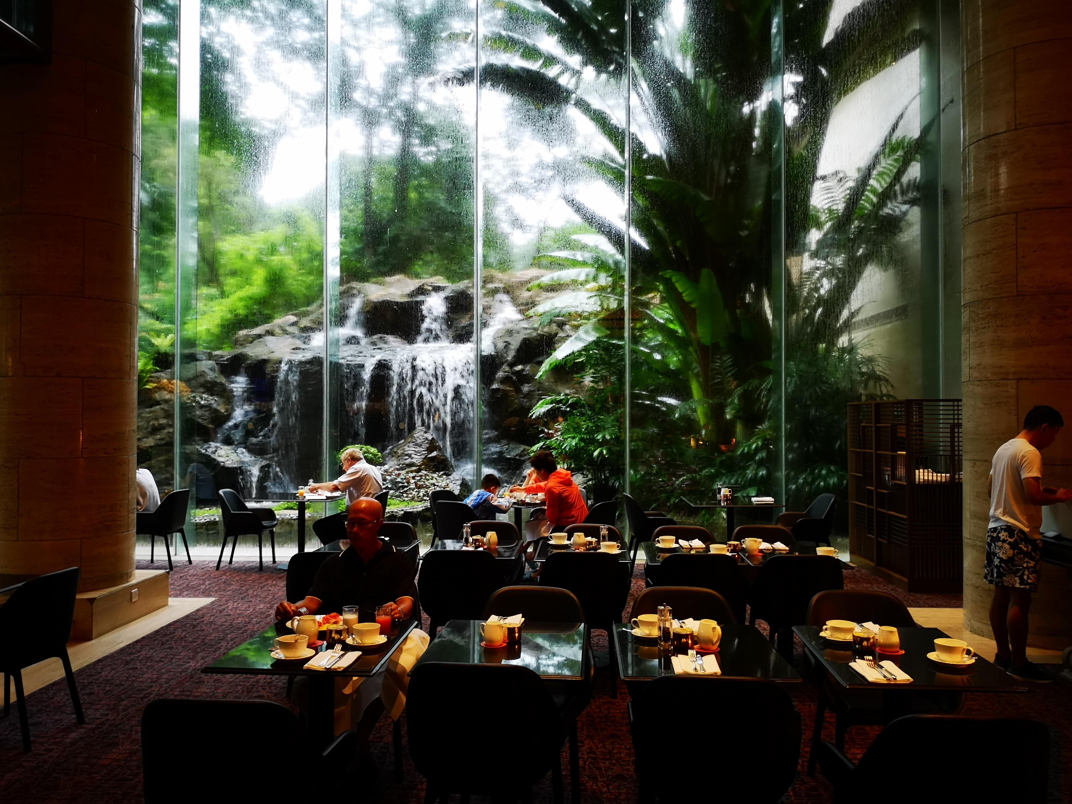 sheratontowersin20 Singapore-Sheraton Tower商務飯店交通方便