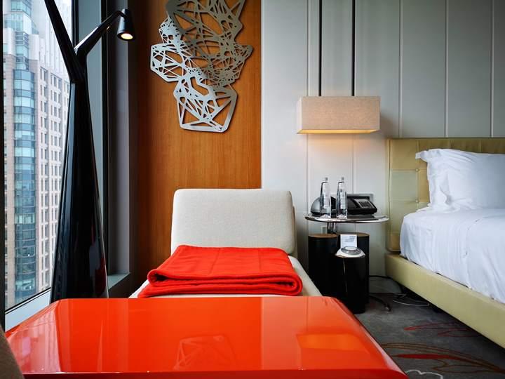 Wtaipei21 信義-摩登時尚精品飯店W Taipei