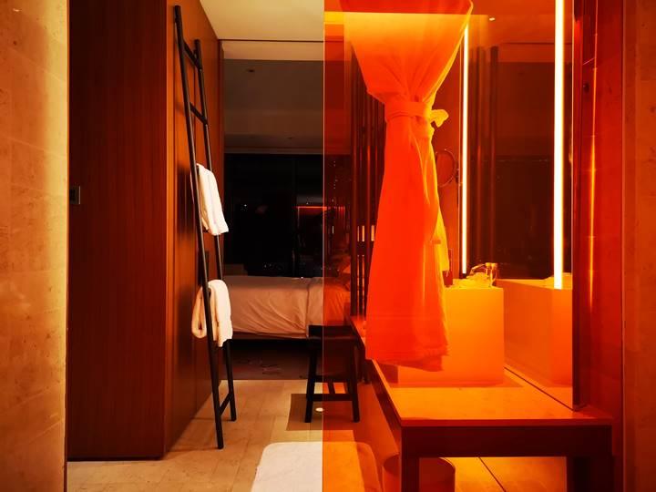 Wtaipei47 信義-摩登時尚精品飯店W Taipei