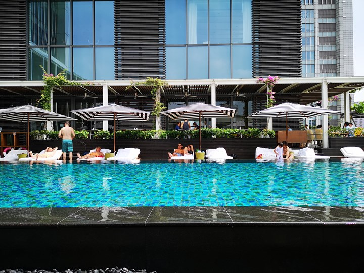 Wtaipei61 信義-摩登時尚精品飯店W Taipei
