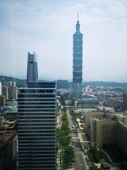 Wtaipei86 信義-摩登時尚精品飯店W Taipei