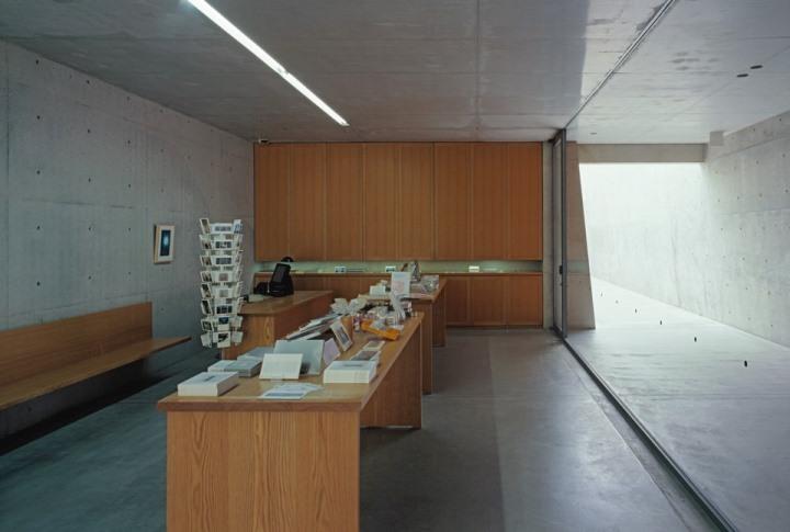 chichu17 Naoshima-地中美術館 藝術直島 安藤忠雄大作 建築美展覽有深度