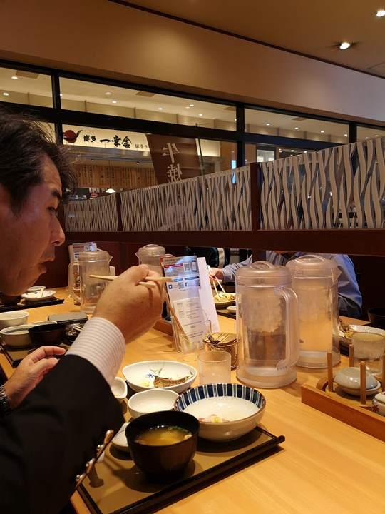 yayoi05 Okayama-岡山車站Yayoiやよい軒 簡單清爽日式食堂