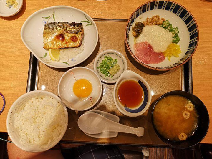 yayoi06 Okayama-岡山車站Yayoiやよい軒 簡單清爽日式食堂