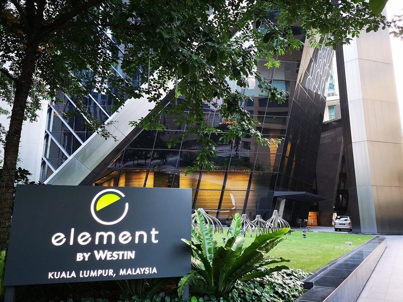 ElementKL01 萬豪酒店住宿體驗 旅人第二個家(20201011)