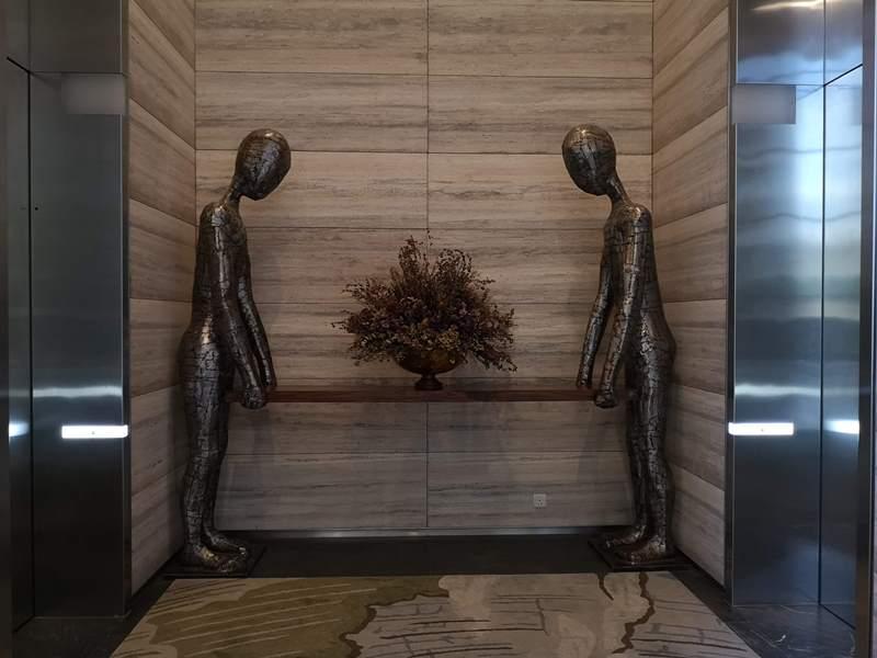 ElementKL07 Kuala Lumpur-吉隆坡Element by Westin簡單大方木質舒適飯店 升套房真開心