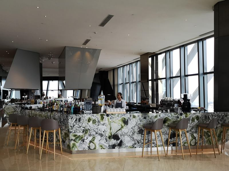 ElementKL12 Kuala Lumpur-吉隆坡Element by Westin簡單大方木質舒適飯店 升套房真開心