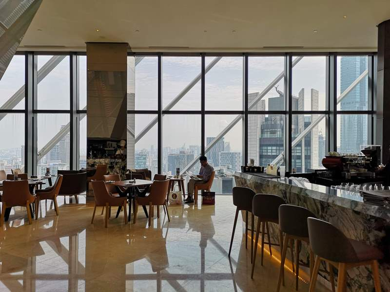 ElementKL14 Kuala Lumpur-吉隆坡Element by Westin簡單大方木質舒適飯店 升套房真開心